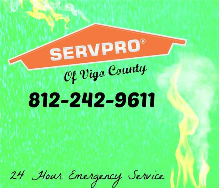 Iicrc Servpro Of Vigo County