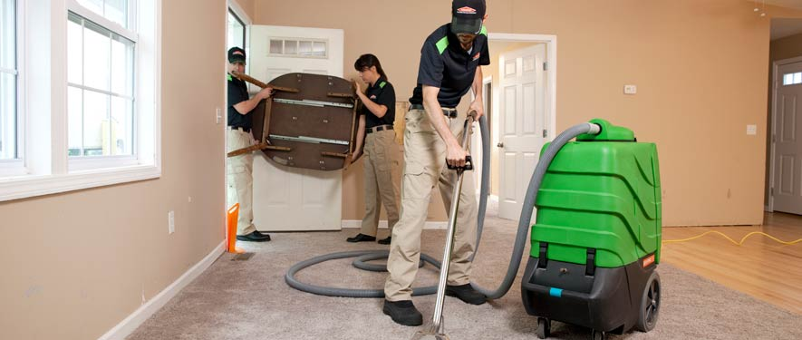 Terre Haute, IN residential restoration cleaning
