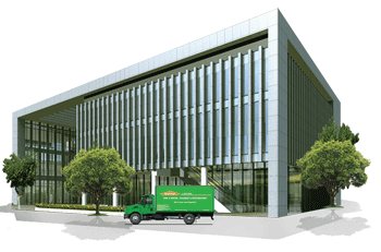 Servpro commercial services